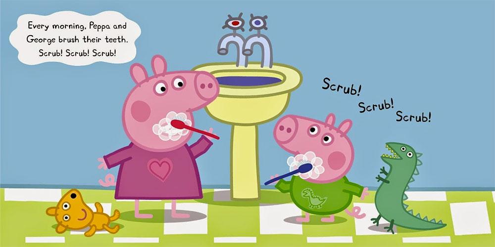 Peppa Pig Vai Ao Dentista Monica Barreto