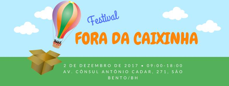 Festival Fora da Caixinha